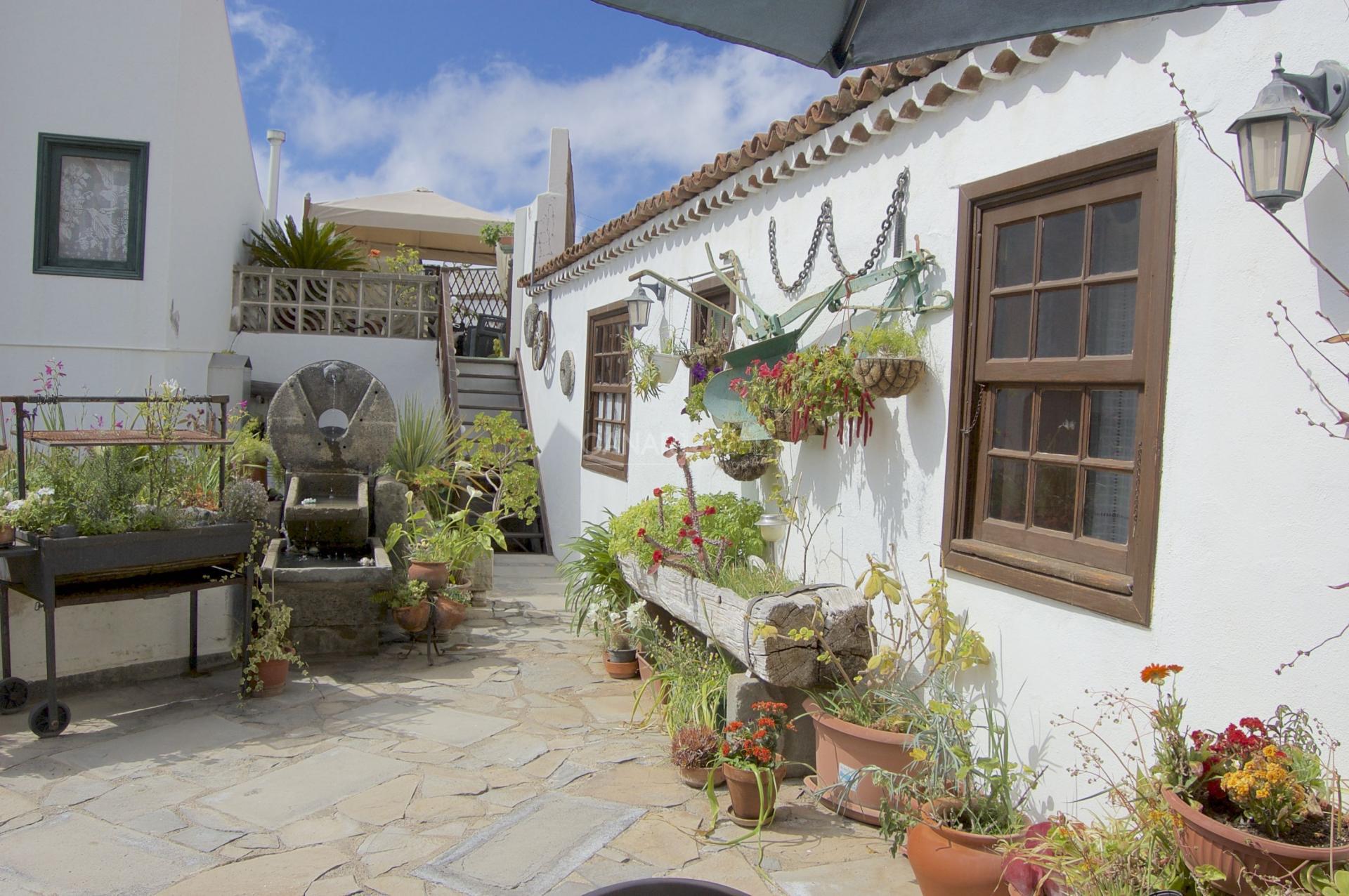 Casa rural patio del naranjo 2 casas rurales en tenerife - Patios rurales ...