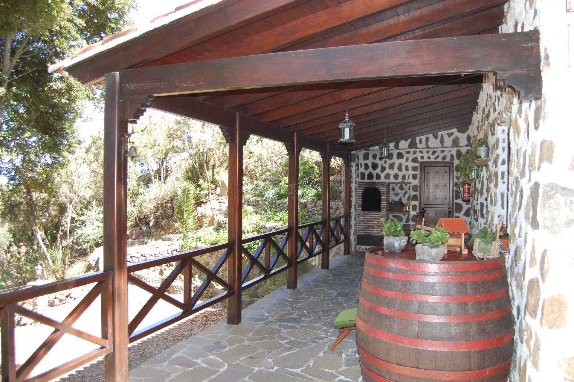 Casa rural montiel casas rurales en tenerife icod de los - Casa rural icod de los vinos ...