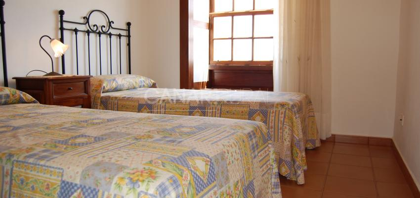 Holiday Cottage Corral de Payo- Casita Blanca