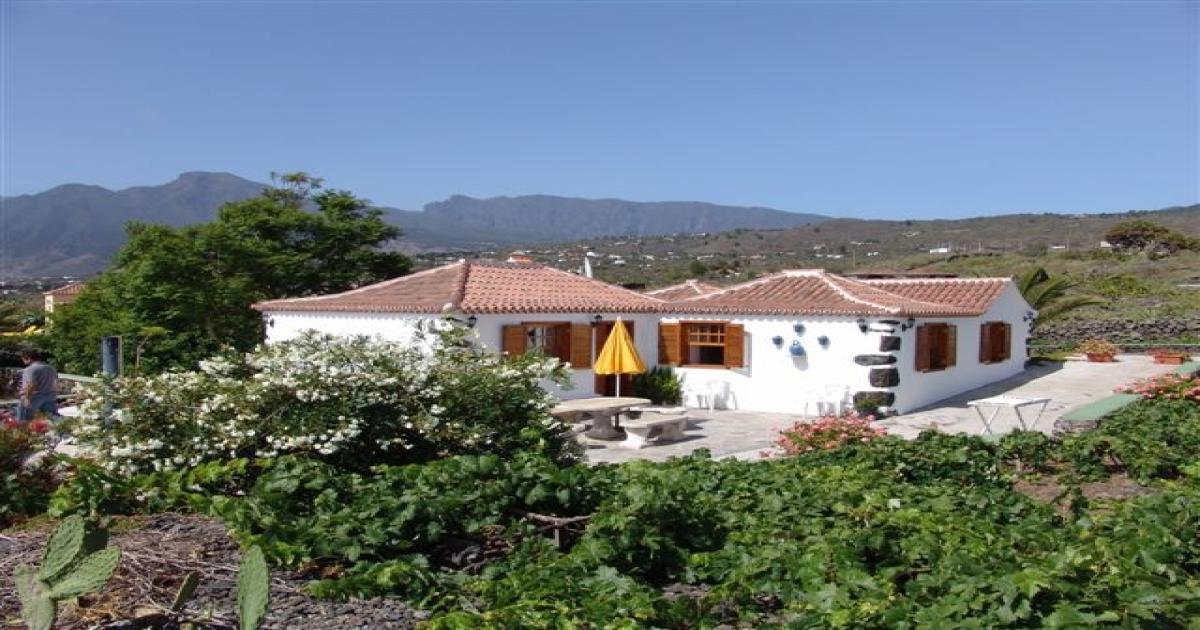 Casa rural la verada casas rurales en la palma los - Hotel rural en la palma ...