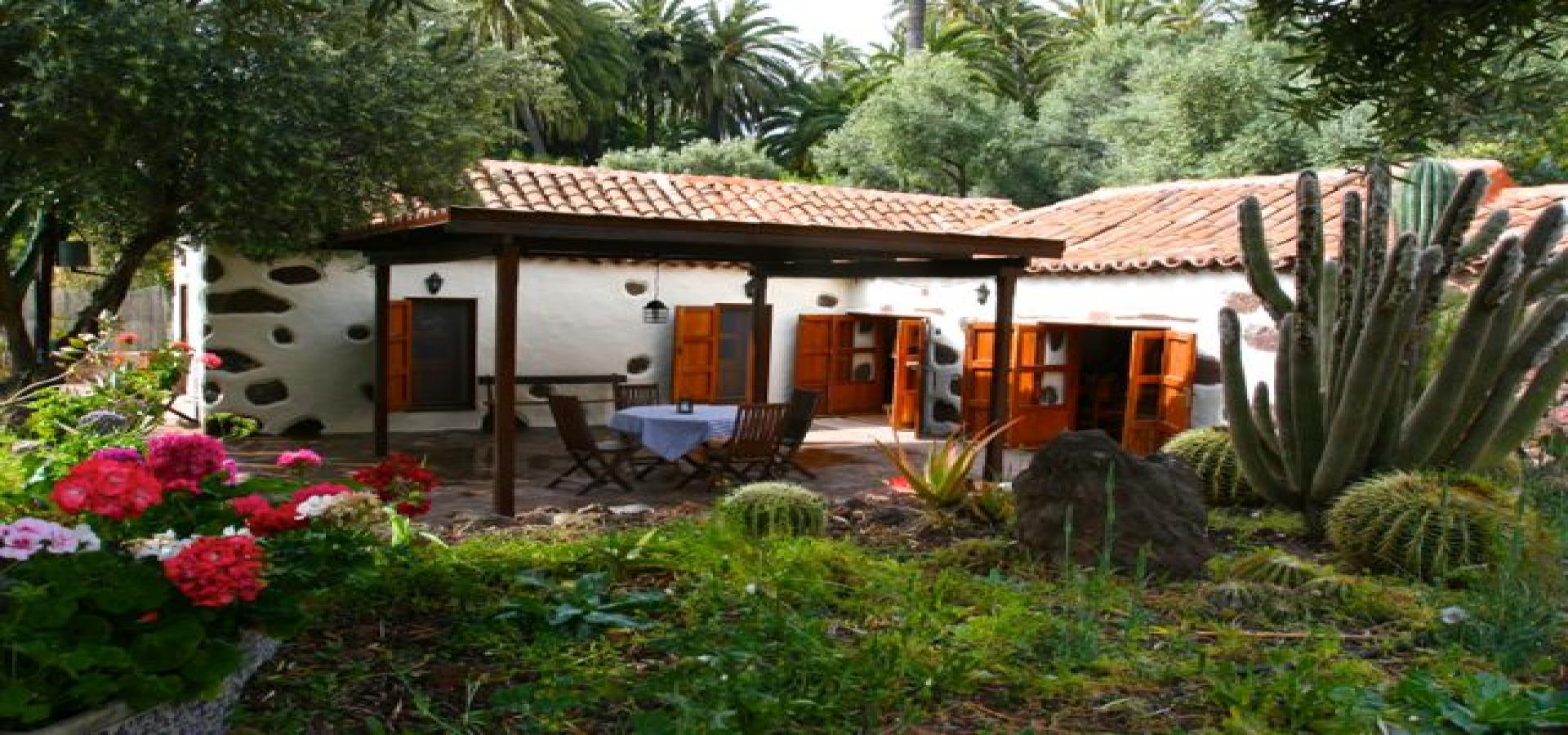 Casa Rural El Palmeral Del Valle Casas Rurales En Gran Canaria