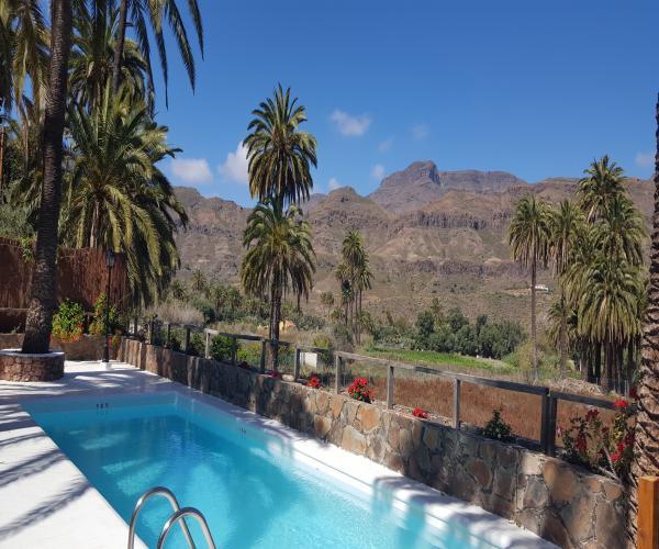 Casas rurales en canarias for Casas rurales en gran canaria con piscina privada