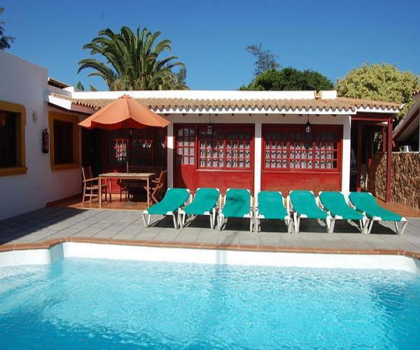 Villa Caleta De Fuste (3 Dormitorios), Fuerteventura